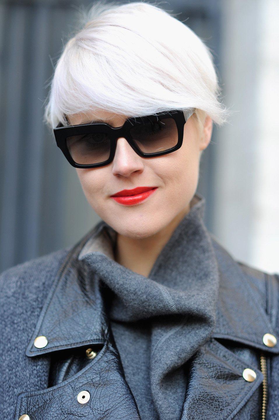 Linda Tol is seen during Milan Fashion Week