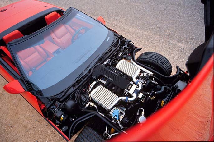 1987 Corvette Callaway Twin-Turbo