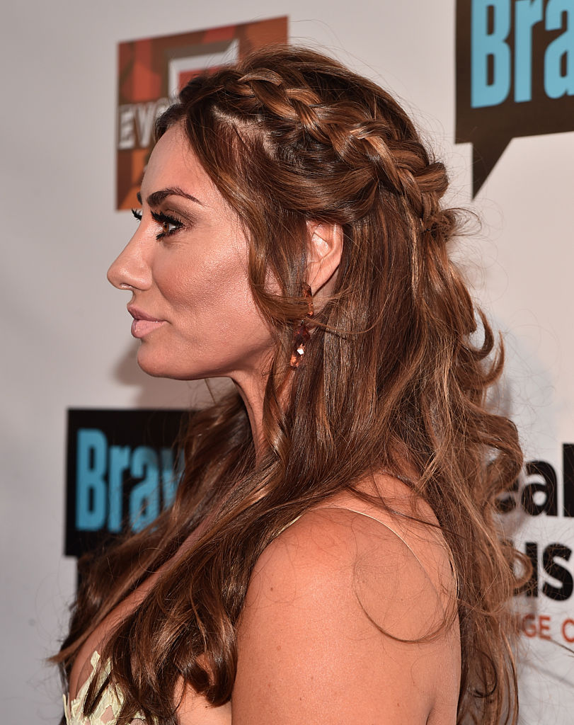 TV personality Lizzie Rovsek