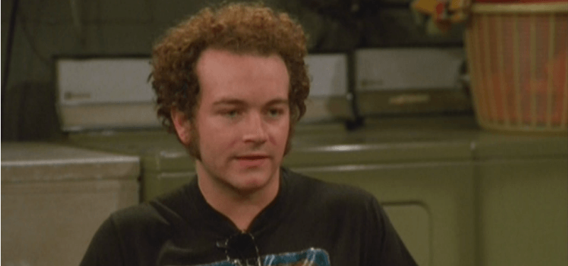 Danny Masterson as Hyde on That '70s Show