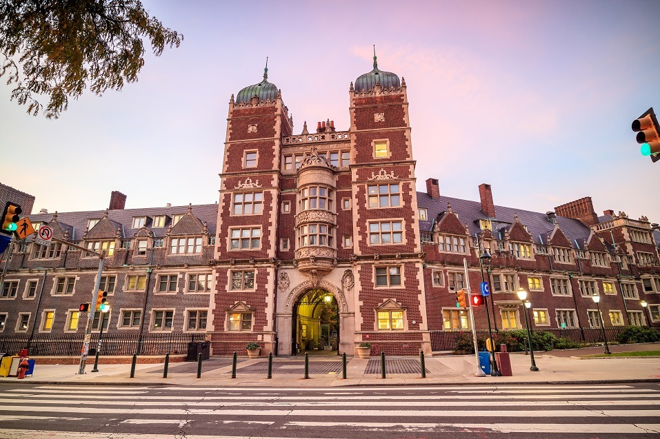 University of Pennsylvania in Philadelphia