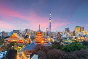 Tokyo's Points of Interest: 9 Places to See in Japan's Greatest City