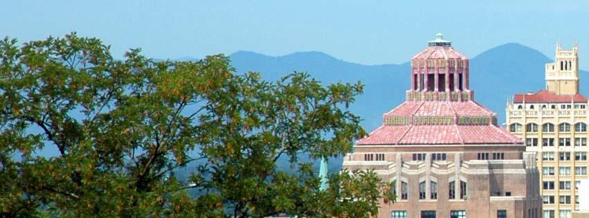 Asheville sky