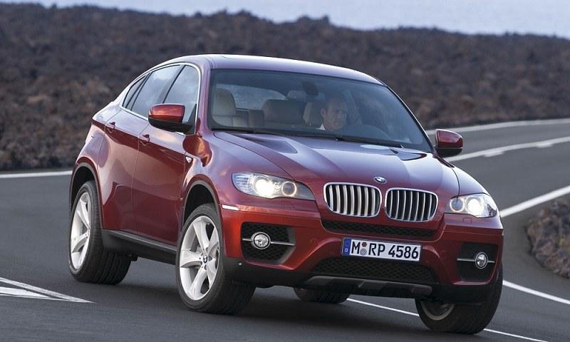 2007 BMW X6