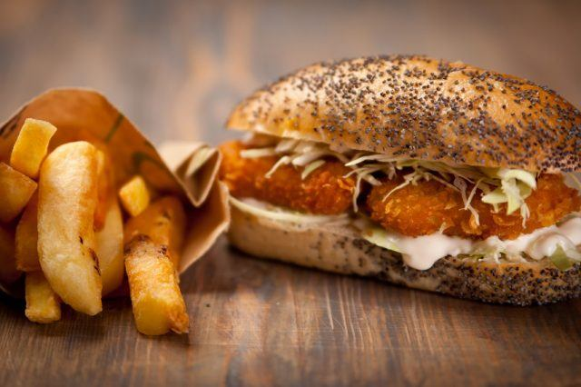 Try KFC's Doublicious sandwich at your own risk.