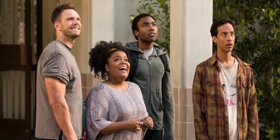 Community TV show scene