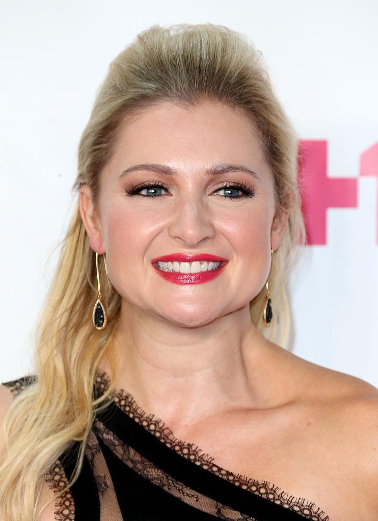 Actress Katherine Bailess