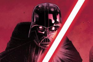 'Star Wars': We Learned the Intense Story Behind Darth Vader's First Red Lightsaber