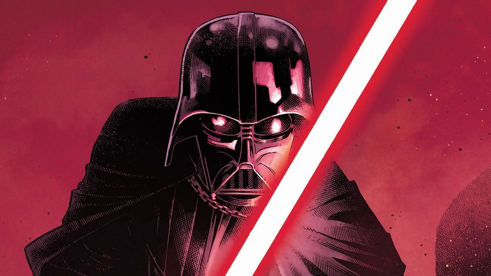Darth Vader: Year One comic book cover