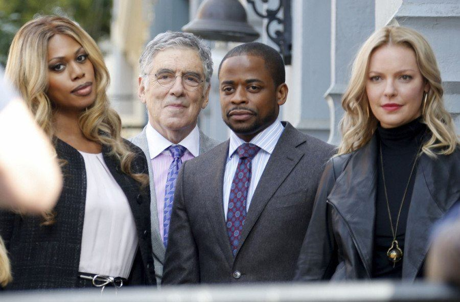 The cast of Doubt, on CBS