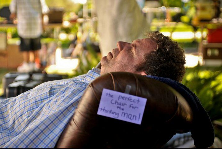 Will Ferrell in Everything Must Go