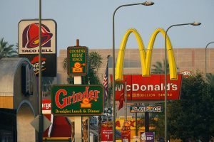 These Are the Least Popular Fast Food Chains in America