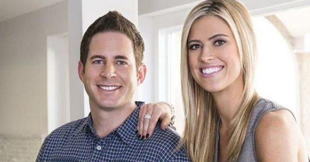 Tarek and Christina El Moussa from HGTV's 'Flip or Flop'