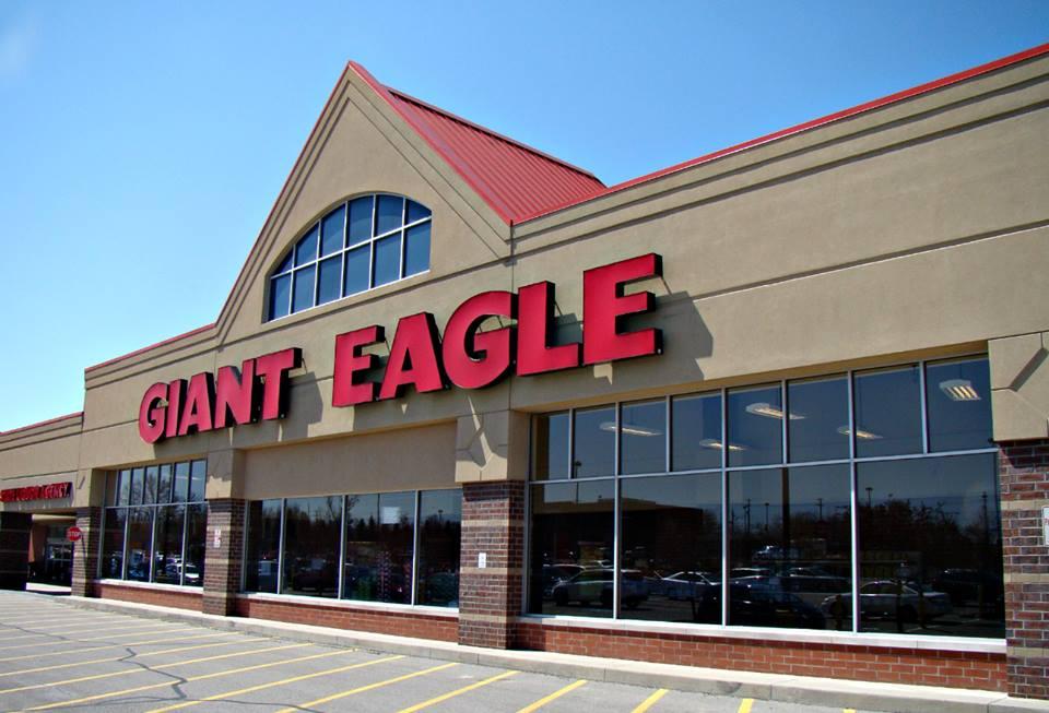 Giant Eagle exterior