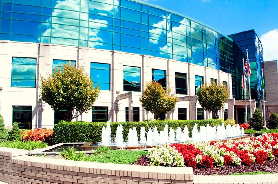 Greenville's city hall