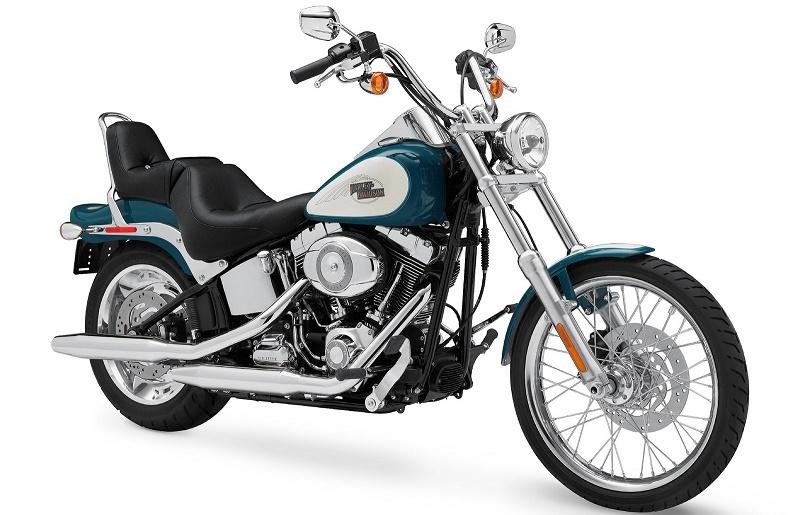 Harley FXST Softail