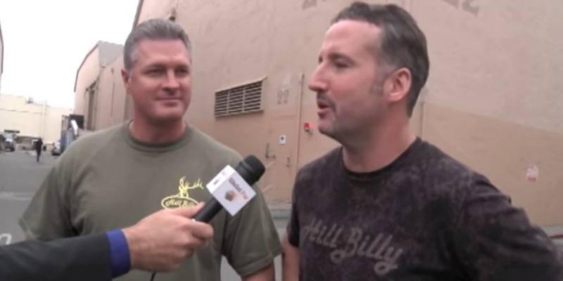 HillBilly owner talking to Jason Cochran on Shark Tank