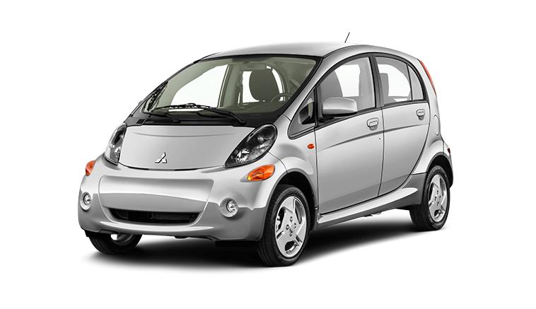 2014 Mitsubishi i-MiEV