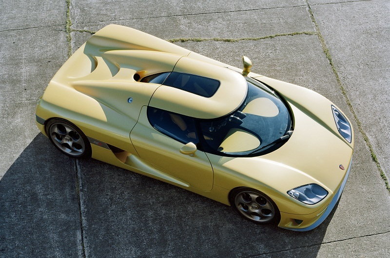 25 Fastest Cars Ever Made Throughout History Page 3