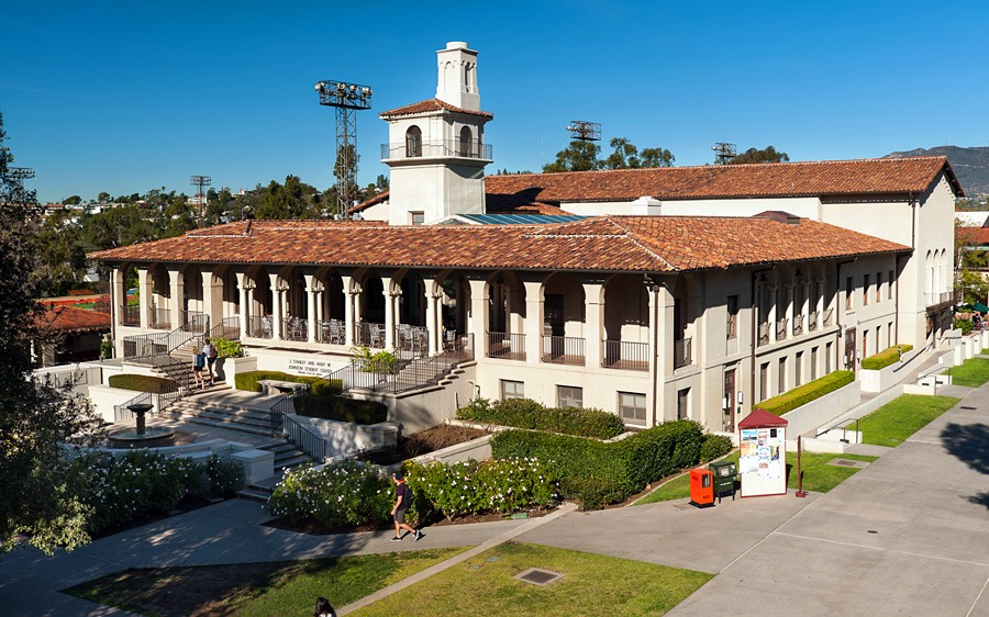 Occidental College campus