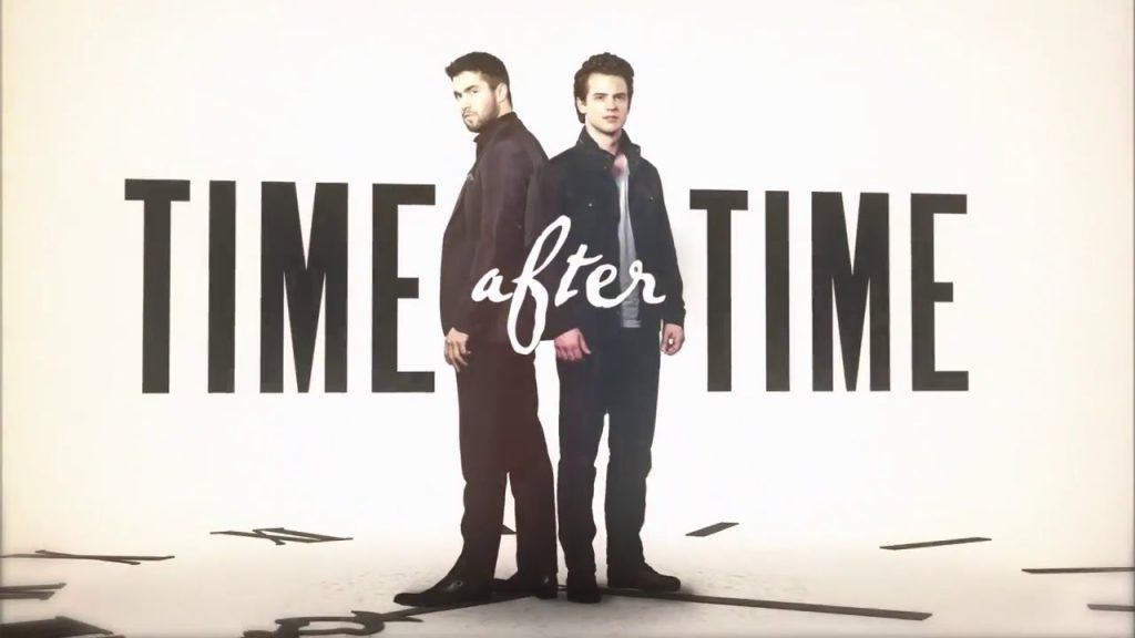 ABC's Time After Time promotional poster
