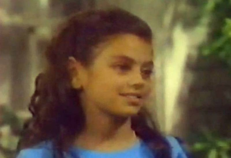 Mila Kunis on Days of Our Lives.
