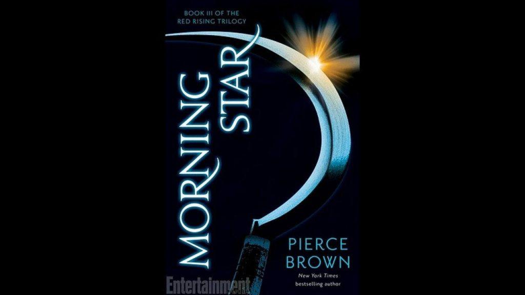 Cover art for Pierce Brown's Morning Star