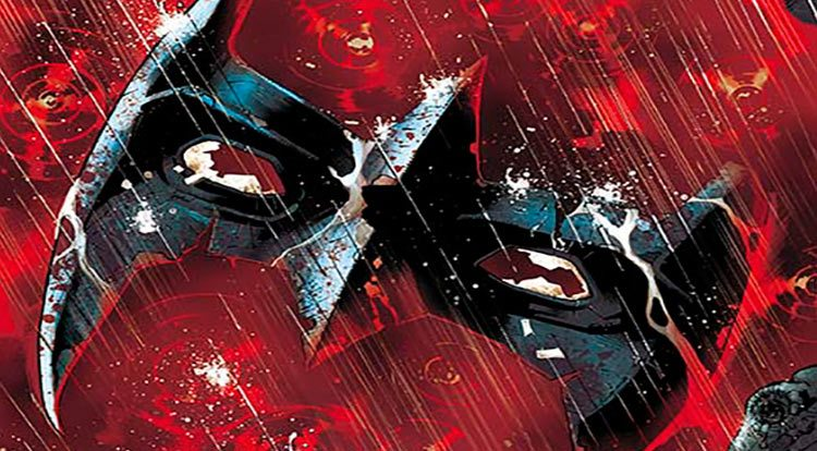 Nightwing's mask