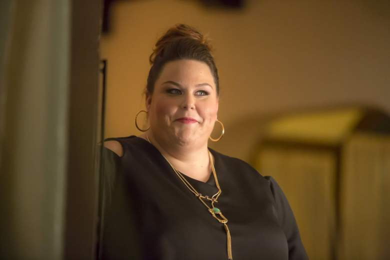 Chrissy Metz plays Kate Pearson on NBC's This is Us