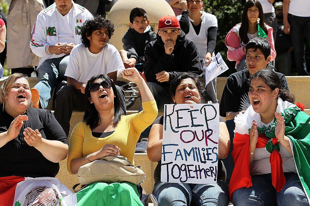 Oakland immigration rally