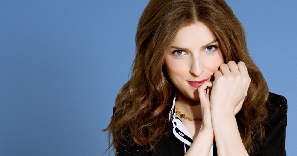 Anna Kendrick on the cover of her memoir