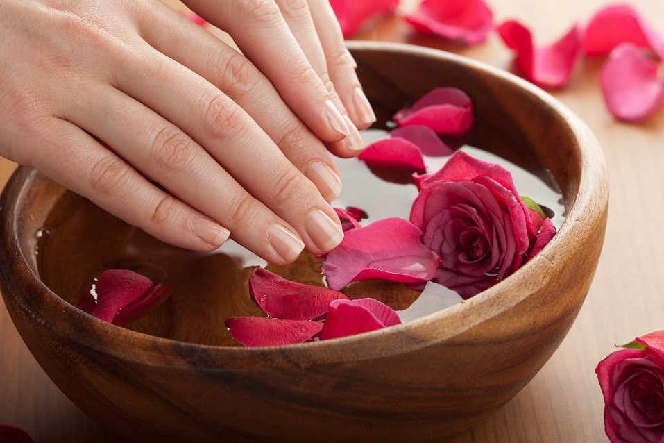 spa for hands