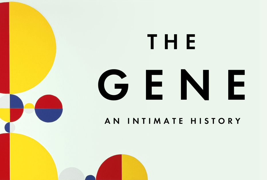 Cover art for Siddhartha Mukherjee's The Gene