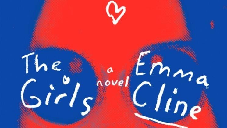 The cover of The Girls, by Emma Cline