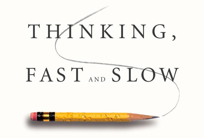 Cover art for Thinking, Fast and Slow by Daniel Kahneman