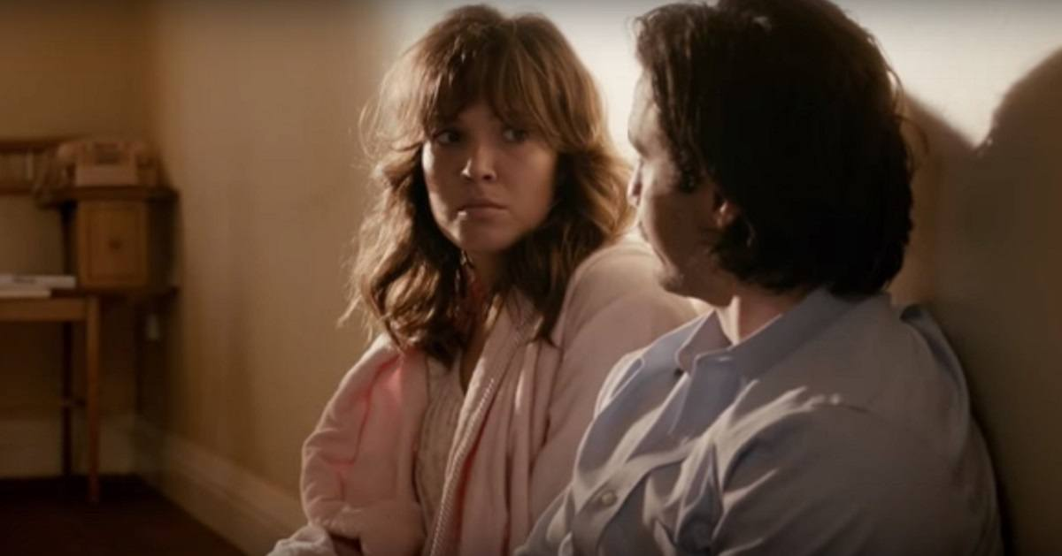 Mandy Moore and Milo Ventimiglia play married couple Rebecca and Jack Pearson on NBC's This is Us