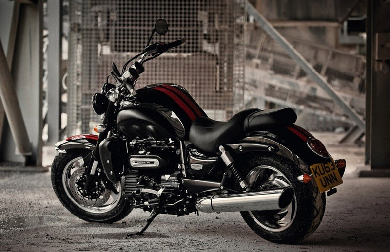 2015 Triumph Rocket Roadster