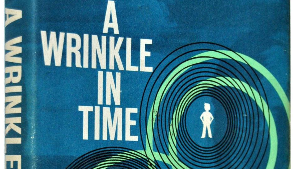A Wrinkle in Time cover art