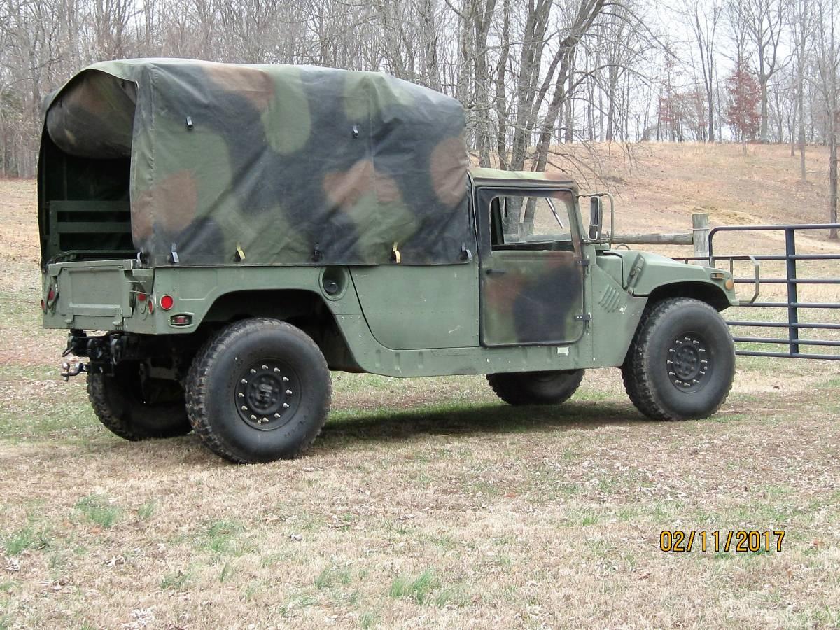 1991 AM General Humvee