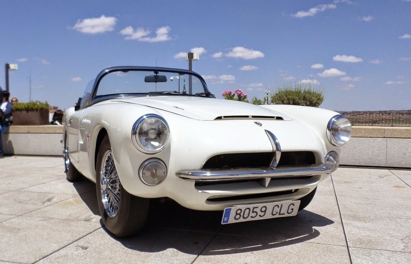 1991 Pegaso Z-103 kit car