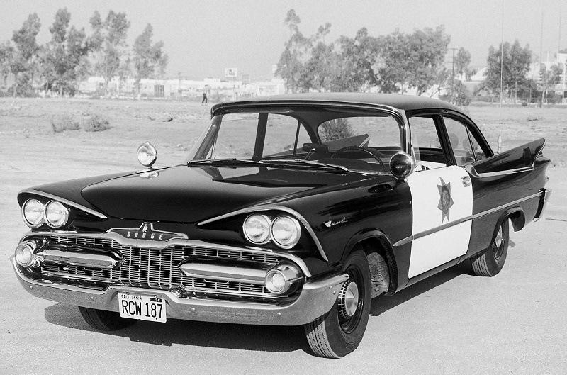 The 1959 Dodge Coronet