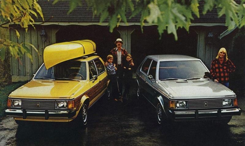 Dodge Omni brochure