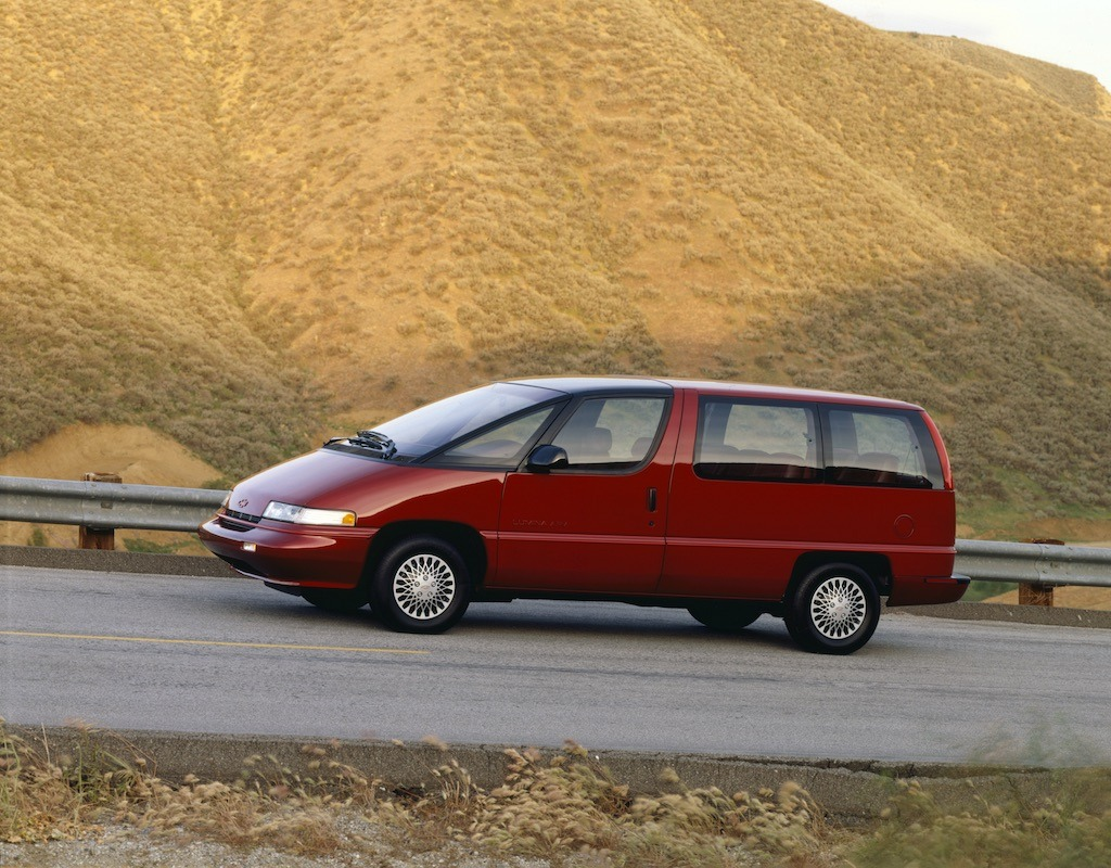 Chevy Lumina Apv Van