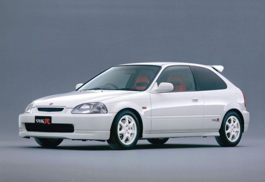 First Civic Type R 1997
