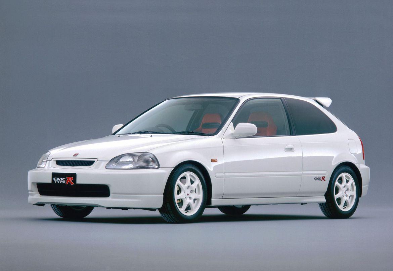 1997 Honda Civic Type-R