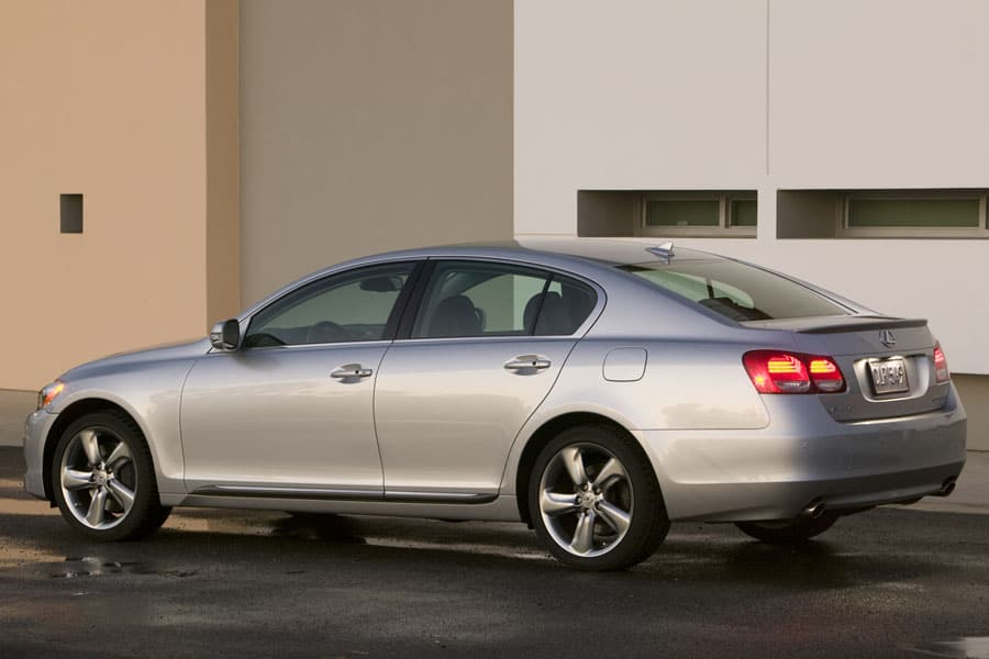 Lexus GS 350 sedan '08