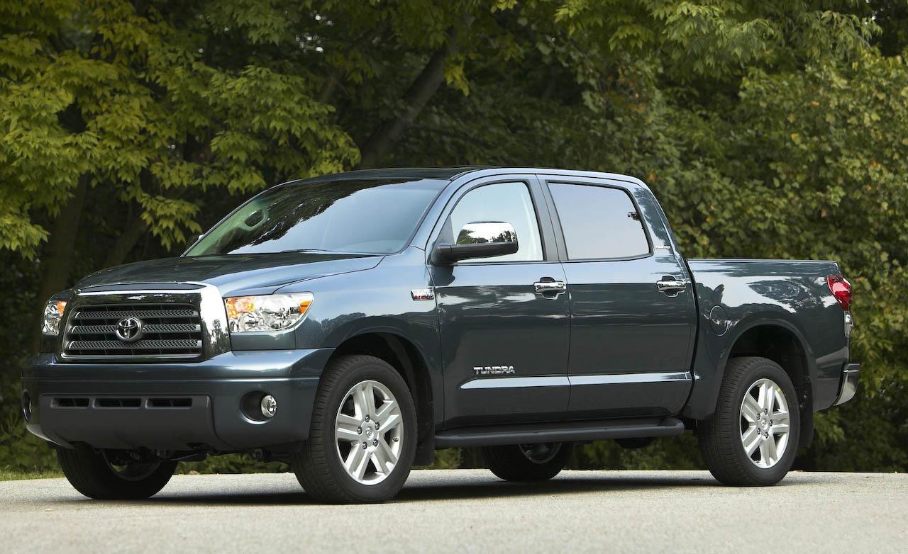 Tundra full-size pickup '08