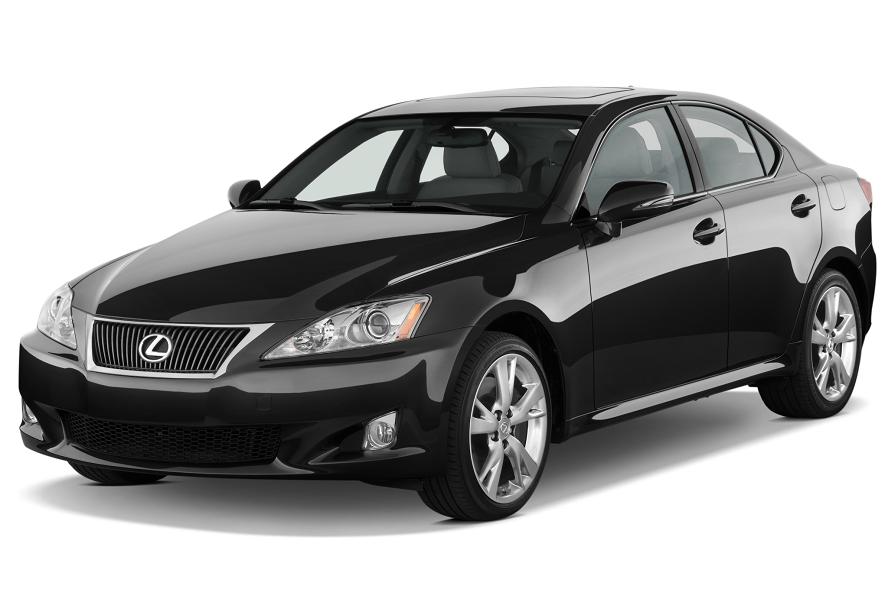 Lexus IS 350 sedan '10