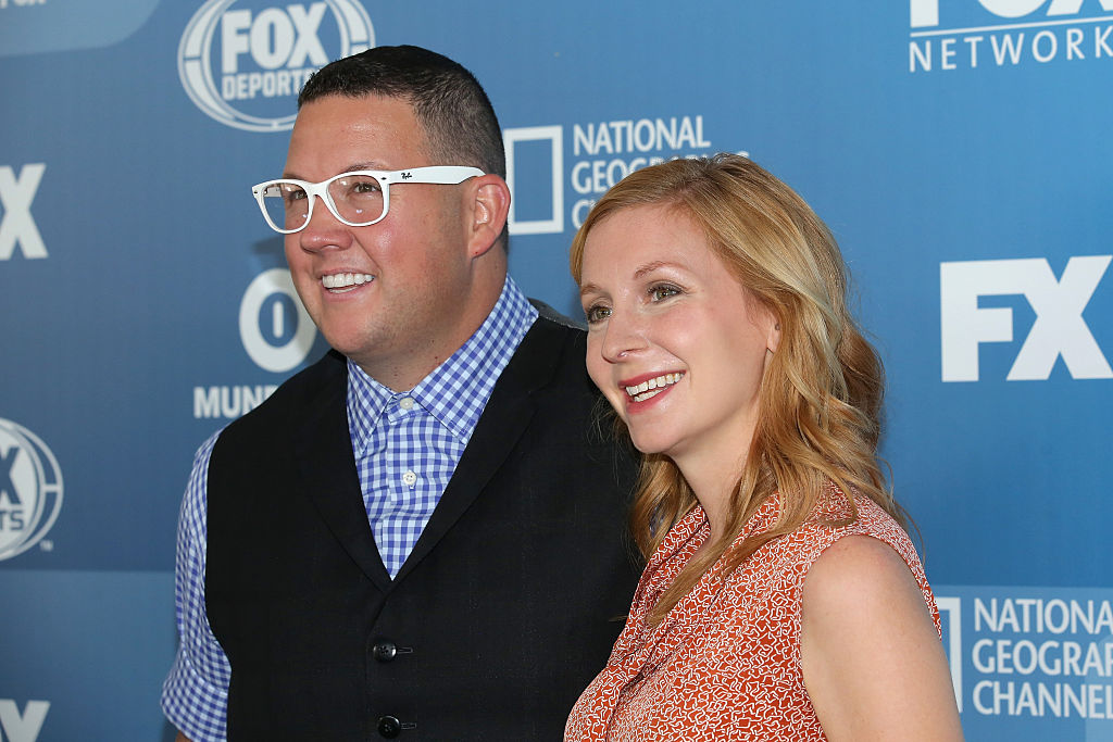 Chefs Graham Elliot and Christina Tosi