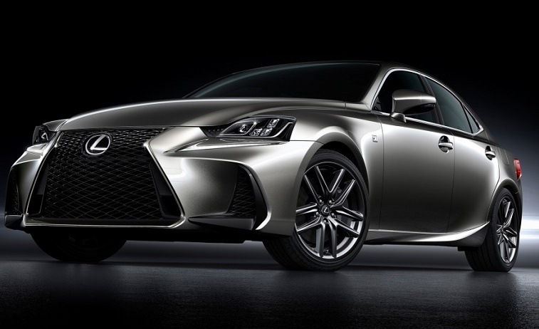 2017 Lexus IS